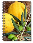 Flavours Spiral Notebook