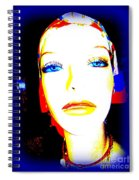 Flawless Face Spiral Notebook