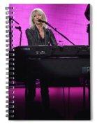 Fleetwood Mac - Christine Mcvie Spiral Notebook
