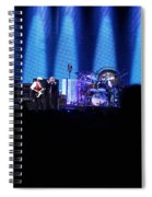 Fleetwood Mac Reunited Band Spiral Notebook