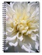 Fleurel Dahlia Spiral Notebook