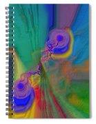 Fli D3signs 15 Spiral Notebook