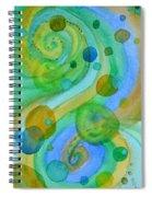 Flight 319 Spiral Notebook