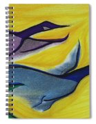 Flight By Jrr Spiral Notebook
