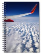 Flight Home Spiral Notebook