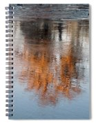Flint River 22 Spiral Notebook