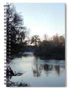 Flint River 23 Spiral Notebook