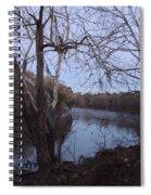 Flint River 4 Spiral Notebook