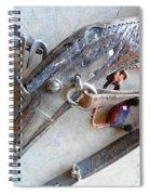 Flintlock Musket Spiral Notebook