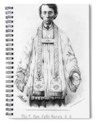 F�lix Varela Y Morales (1788-1853) Spiral Notebook