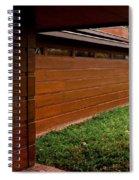 Fllw Rosenbaum Usonian House - 2 Spiral Notebook