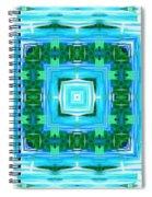 Float 1 Excerpt Design Spiral Notebook