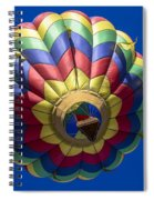 Floating Free Spiral Notebook