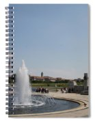 Floating Memories Spiral Notebook