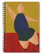 Floor Dancer 2 Spiral Notebook