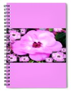 Floral Arrangement Spiral Notebook