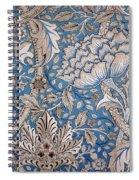 Floral Design Spiral Notebook