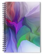 Floral Expressions 022615 Spiral Notebook