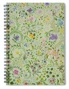 Floral Fantasy Spiral Notebook