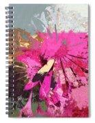 Floral Fiesta - S33ct01 Spiral Notebook