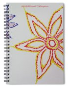 Floral Joy  Spiral Notebook