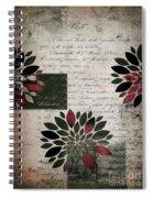 Floralis - 889a Spiral Notebook