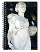 Florence Brokaw Satterwhite Memorial IIi Cave Hill Cemetery Spiral Notebook