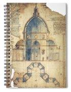 Florence: Brunelleschi Spiral Notebook