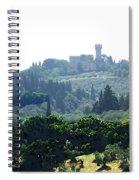 Florence Landscape Spiral Notebook