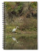 Florence Marina State Park Spiral Notebook
