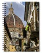 Florence Spiral Notebook