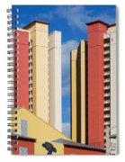 Florida Condos Spiral Notebook