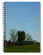 Florida Farmlands Spiral Notebook