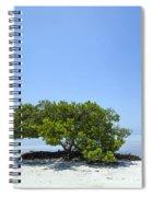 Florida Keys Lonely Tree Spiral Notebook
