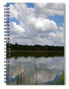 Florida Lake 1 Spiral Notebook