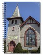 Florida Reform Church Spiral Notebook