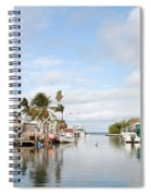 Florida Spring Day Spiral Notebook
