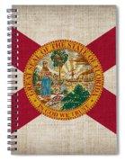 Florida State Flag Spiral Notebook