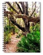 Florida Woods Spiral Notebook