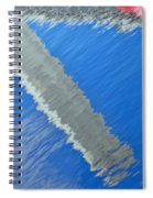 Floridian Abstract Spiral Notebook
