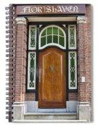 Florishaven Doorway Spiral Notebook
