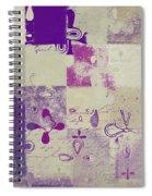 Florus Pokus 02d Spiral Notebook