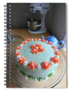 Flour And Flower Spiral Notebook