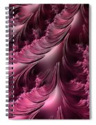 Flourishes - Phone Cases And Cards Spiral Notebook