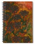 Flower 11 Spiral Notebook