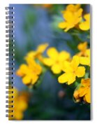 Flower 2 Spiral Notebook