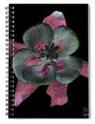 10177 Columbine Spiral Notebook