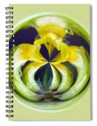 Flower Arms Spiral Notebook