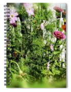 Flower Bouquet Spiral Notebook
