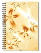 Flower Breeze Spiral Notebook